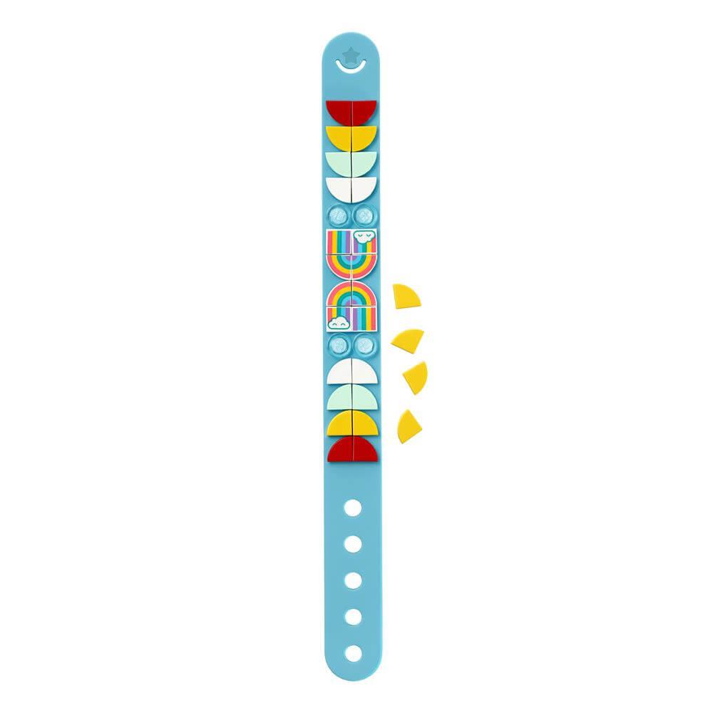Lego Dots Rainbow Bracelet 41900 | Jarrold, Norwich