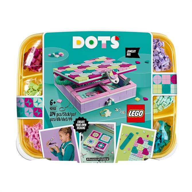 Lego Dots Jewelry Box Set 41915