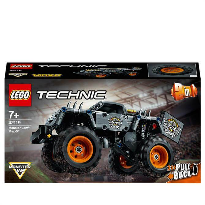 Lego Monster Jam® Max-D® 42119