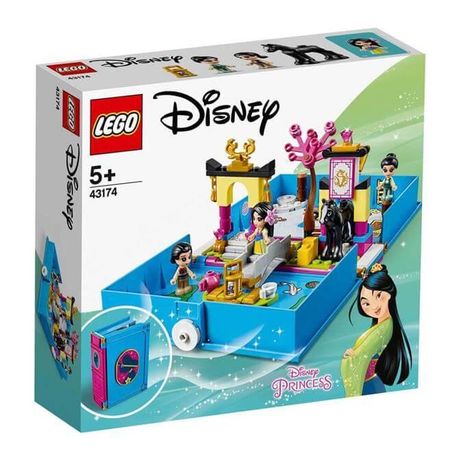 Lego Disney Mulan's Storybook Adventures Set 43174