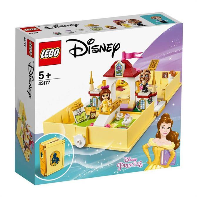 Lego Disney Belle's Storybook Adventure Set 43177