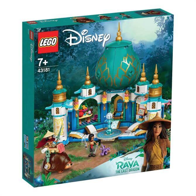 Lego Disney Raya & the Heart Palace Playset 43181