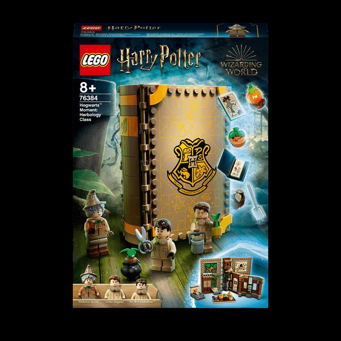 Lego Harry Potter Hogwarts Moment: Herbology Class 76384 Set