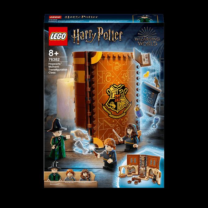 Lego Harry Potter Hogwarts Moments: Transfiguration Class 76382