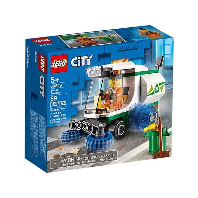 Lego City Street Sweeper Set 60249