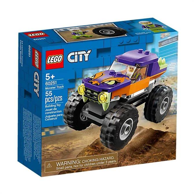 Lego City Monster Truck Set 60251