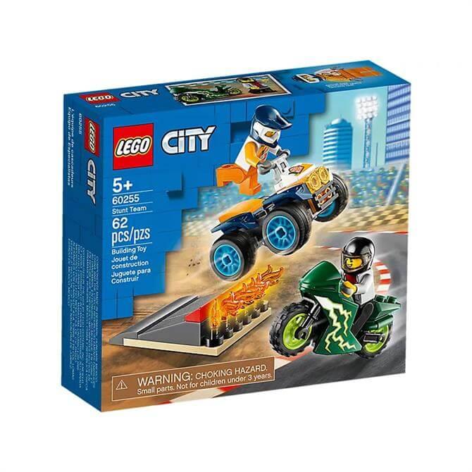 Lego City Stunt Team Set 60255
