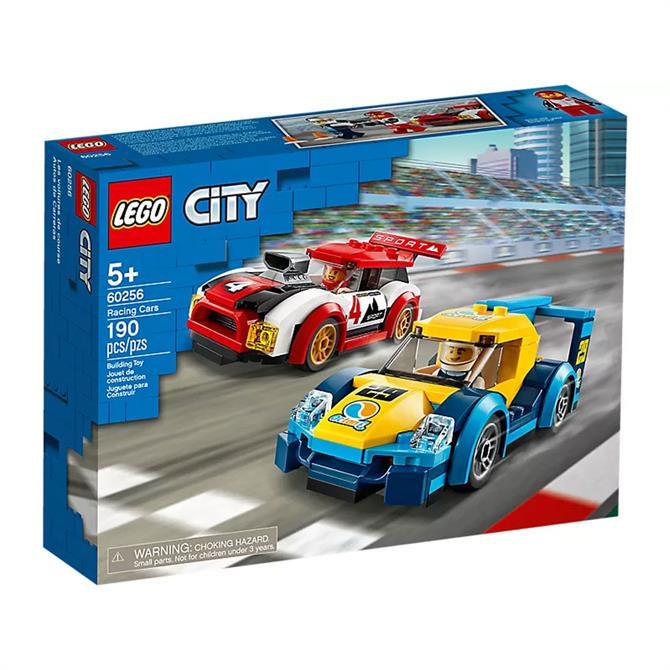 Lego City Racing Cars Set 60256
