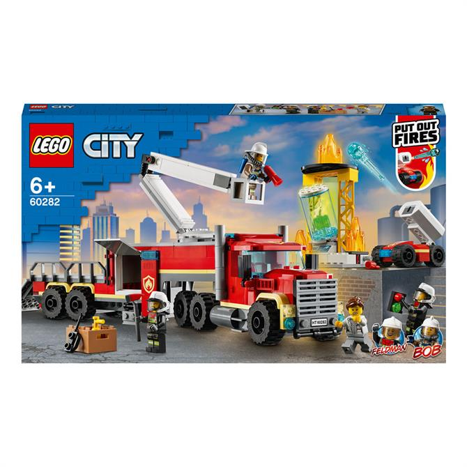 Lego City Command Unit Set 60282