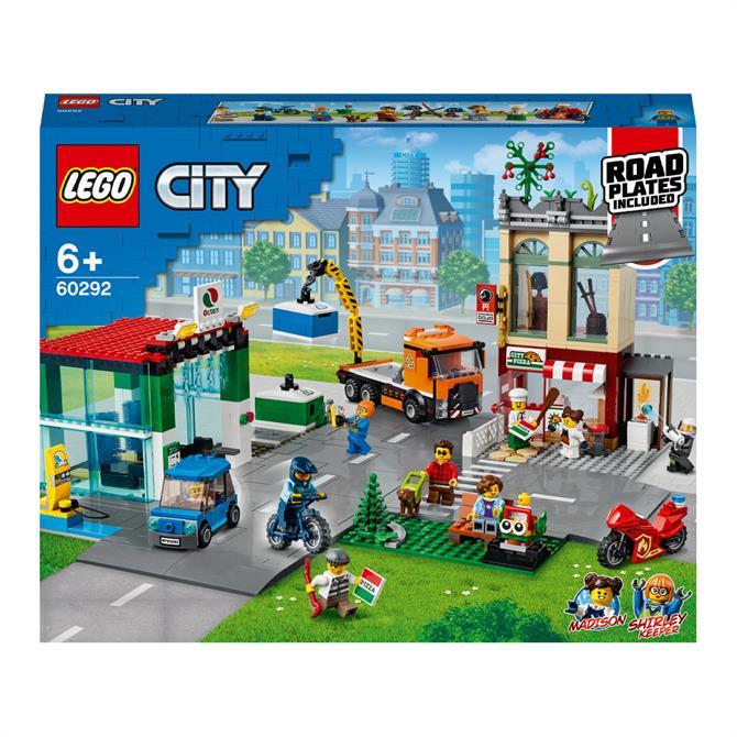 Lego City Town Centre Set 60292