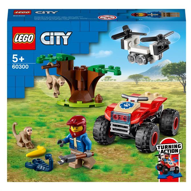 Lego Wildlife Rescue ATV 60300