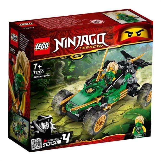 Lego Ninjago Jungle Raider Buggy 71700