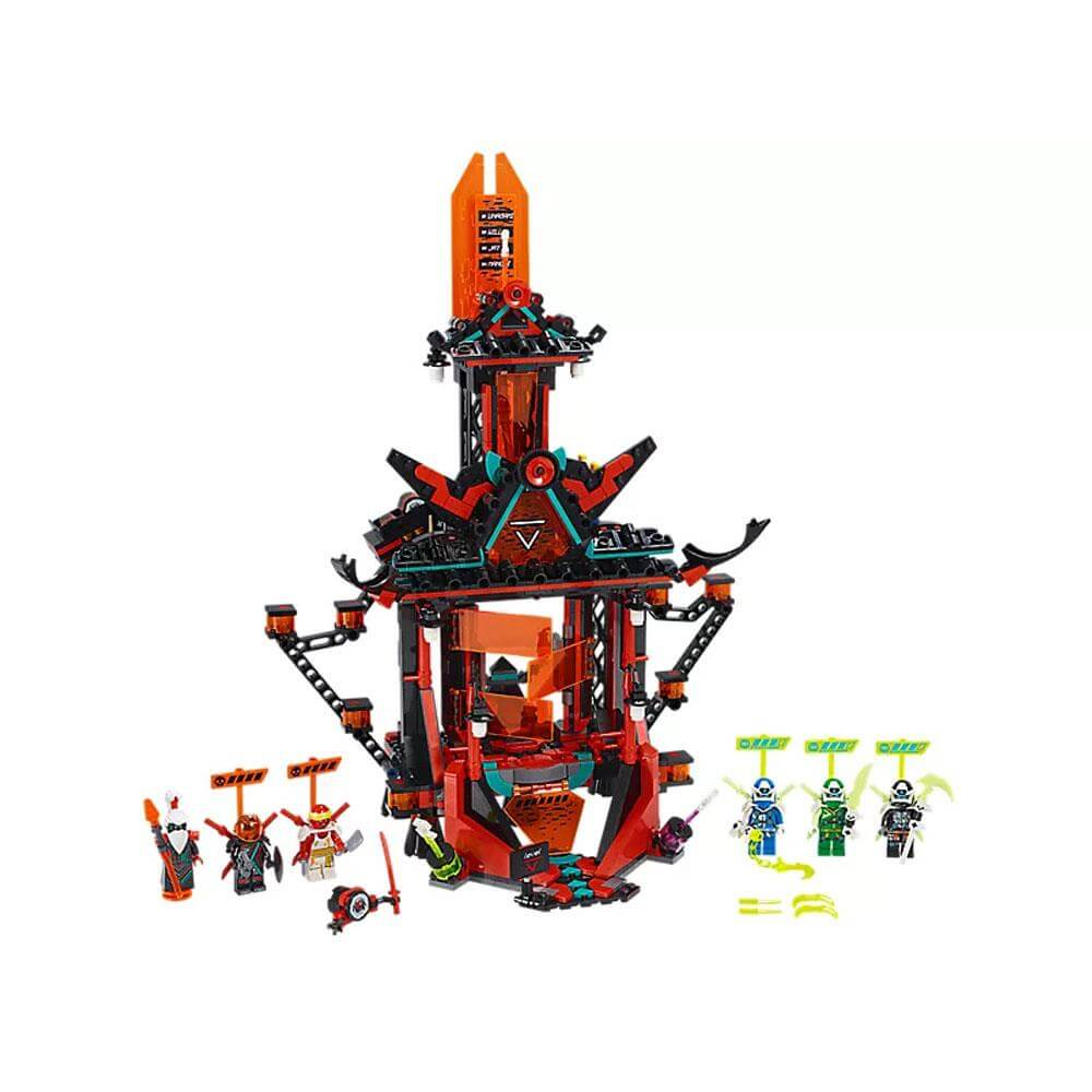 Lego Ninjago Empire Temple of Madness Set 71712 | Jarrold ...