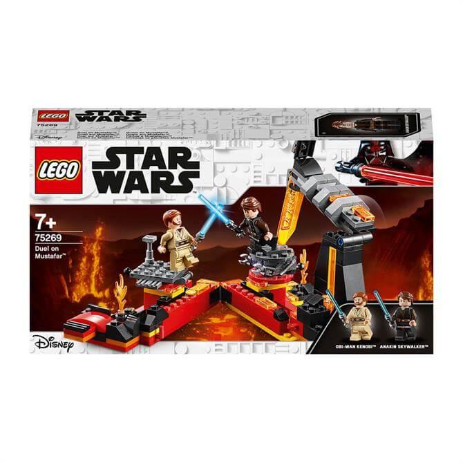 Lego Star Wars Duel on Mustafar Playset 75269