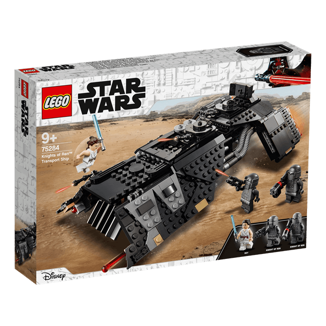 Lego Starwars Knights of Ren Transport Ship 75284