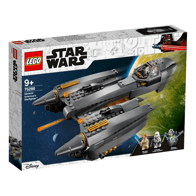 Lego Star Wars General Grievous Starfighter 75286
