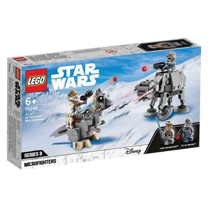 Lego Star Wars AT-AT™ vs. Tauntaun™ Microfighters Set 75298