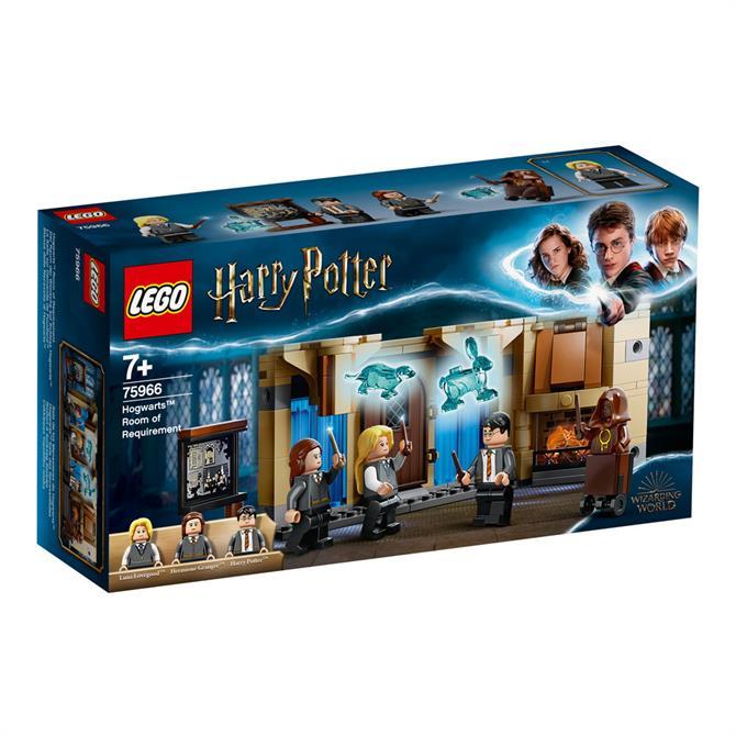 Lego Harry Potter Hogwarts Room of Requirement 75966 Set