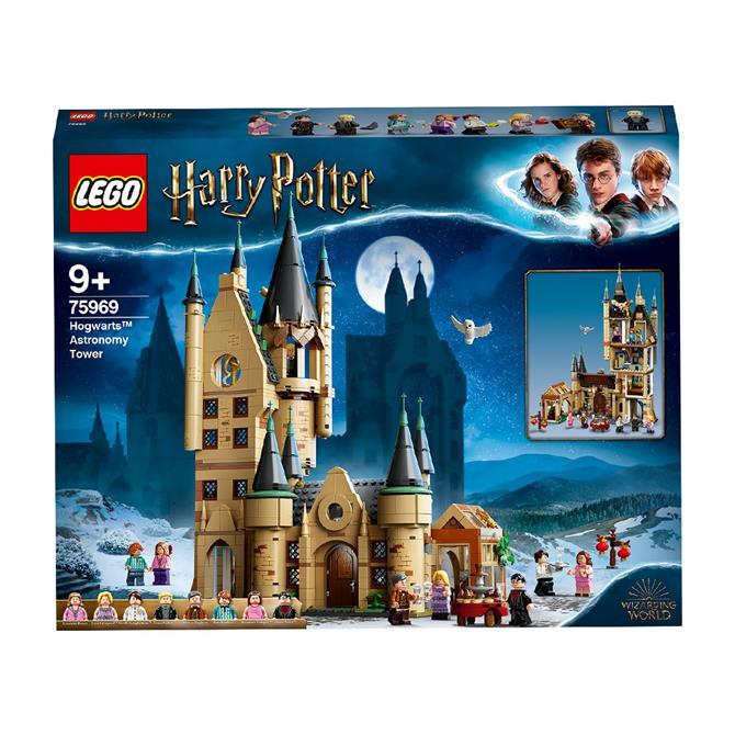 Lego Harry Potter Hogwarts Astronomy Tower Set 75969