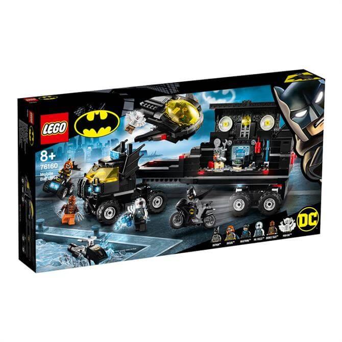 Lego Super Heroes DC Mobile Bat Base 76160 Set