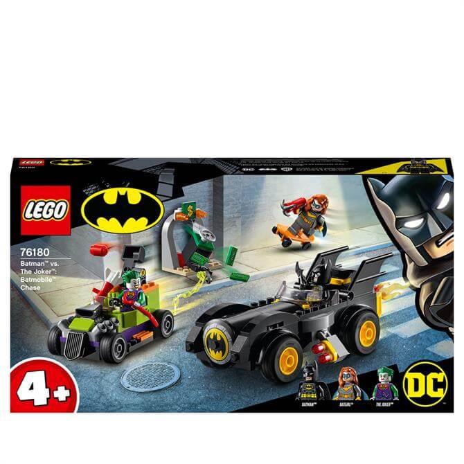 Lego Batman™ vs. The Joker™: Batmobile™ Chase 76180