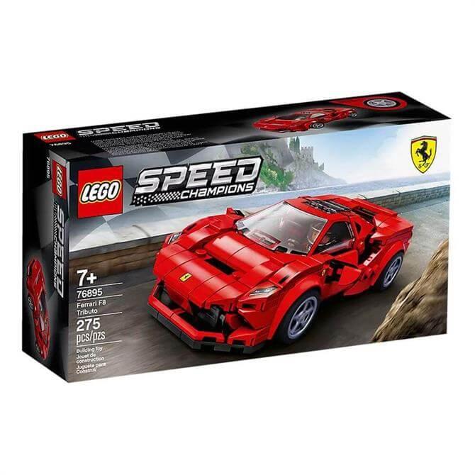 Lego Speed Champions Ferrai F8 Tributo Set 76895
