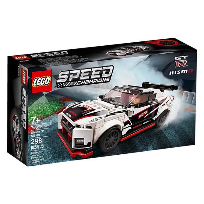 Lego Speed Champions Nissan GT R NISMO Set 76896