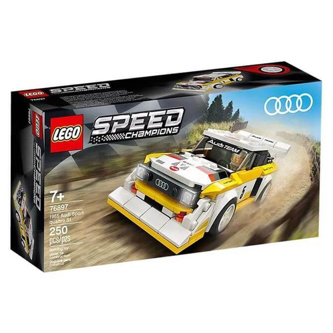 Lego Speed Champions 1985 Audi Sport Quattro S1 Set 76897