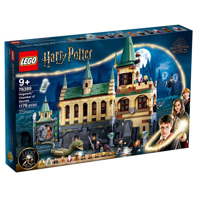 Lego Harry Potter Hogwarts: Chamber of Secrets 76389