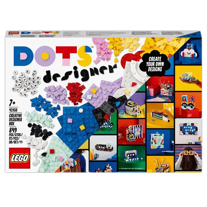 Lego Dots Creative Designer Box Extra Dots Set 41938