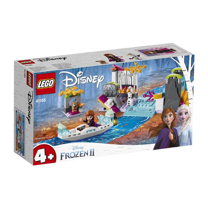 Lego Disney Frozen 2 Annas Canoe Expedition Playset 41165