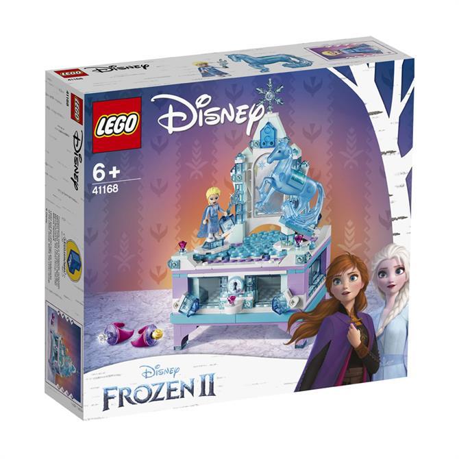 Lego Disney Frozen Elsa's jewellery Box Creation Playset 41168