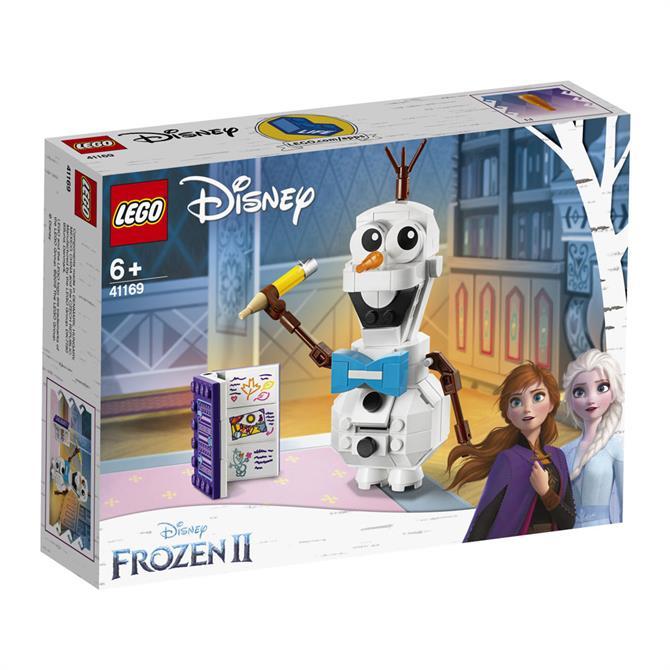Lego Disney Frozen 2 Olaf Set 41169