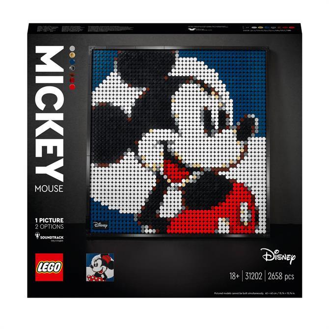 Lego Disney's Mickey Mouse 31202