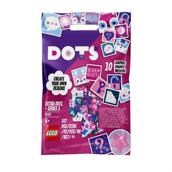 Lego Dots Extra Dots - Series 3 - 41921