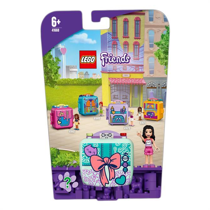Lego Friends Emma's Fashion Cube Play Set 41668