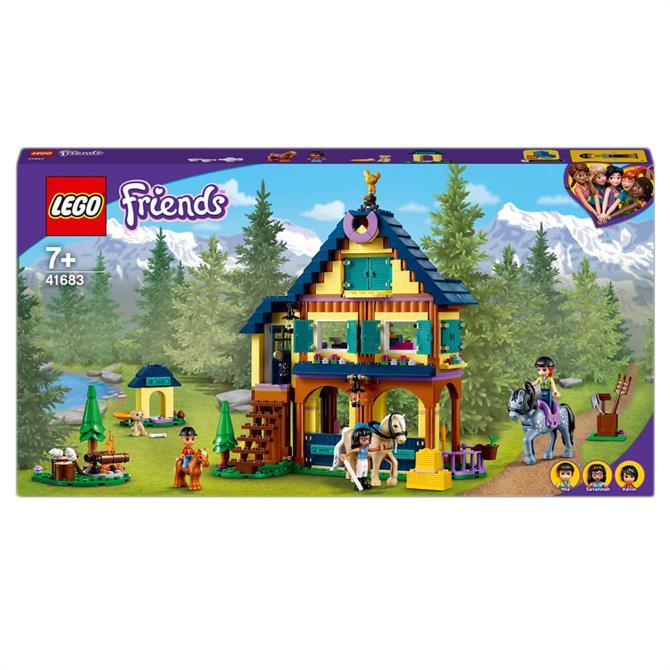 Lego Friends Forest Horseback Riding Set 41683