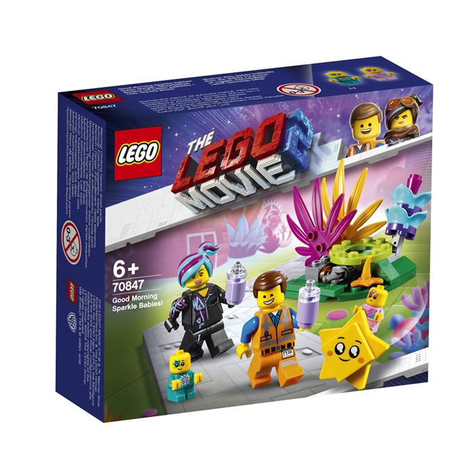 Lego Movie 2: Good Morning Sparkle Babies!