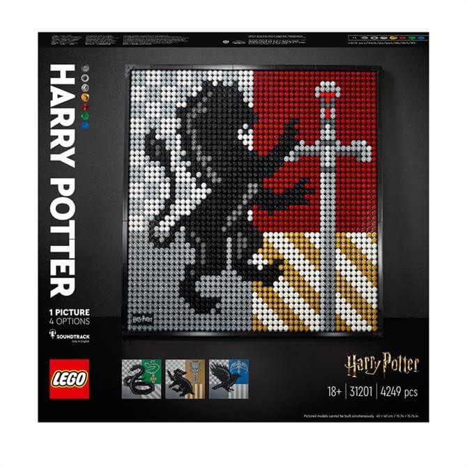 Lego Harry Potter™ Hogwarts™ Crests 31201