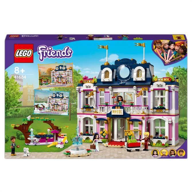 Lego Friends Heartlake City Grand Hotel Set 41684