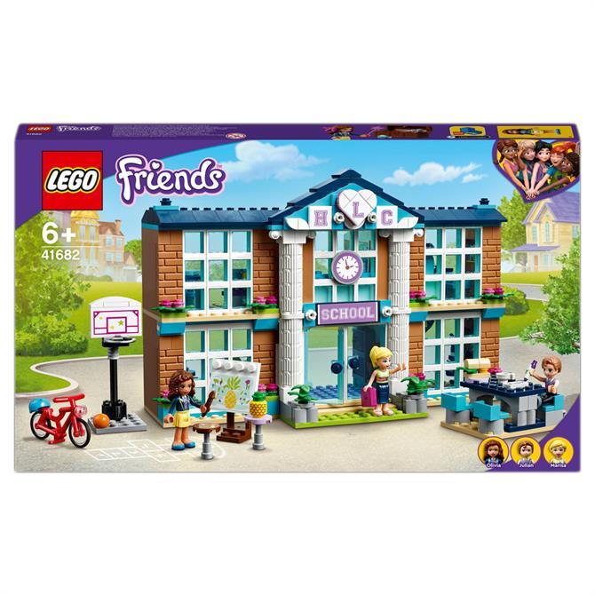 Lego Friends Heartlake City School House Set 41682