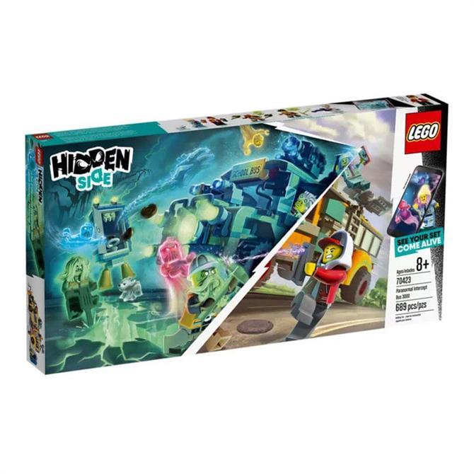 Lego Hidden Side Paranormal Intercept Bus 3000