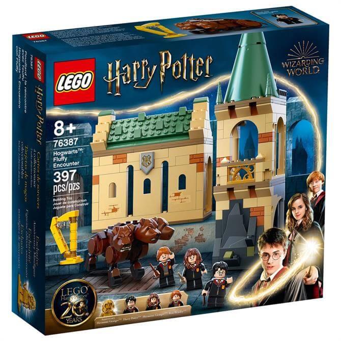 Lego Hatty Potter Hogwarts: Fluffy Encounter 76387