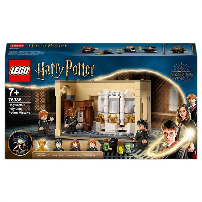 Lego Harry Potter Hogwarts Potion Mistake Set 76386