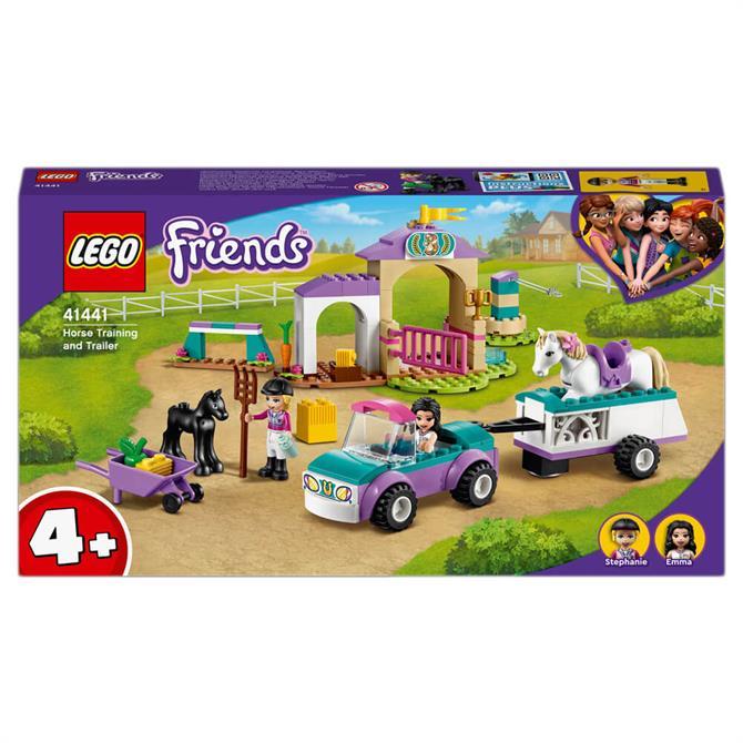 Lego Friends Horse Training & Trailer Toy 41441