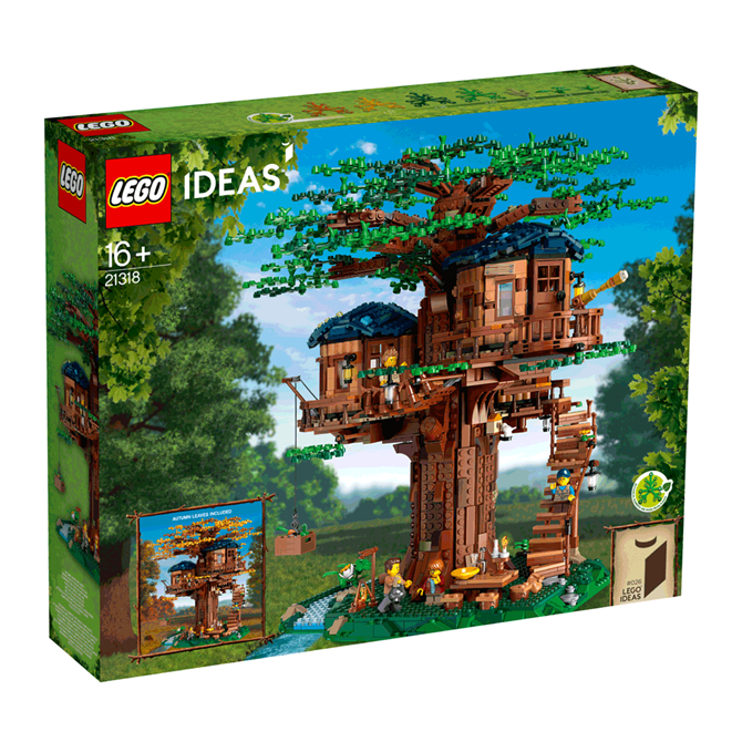 Lego Ideas Tree House Set 21318