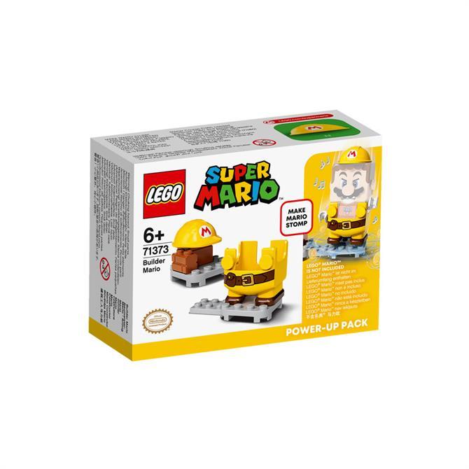 Lego Super Mario Builder Mario Power Up Pack Set 71373