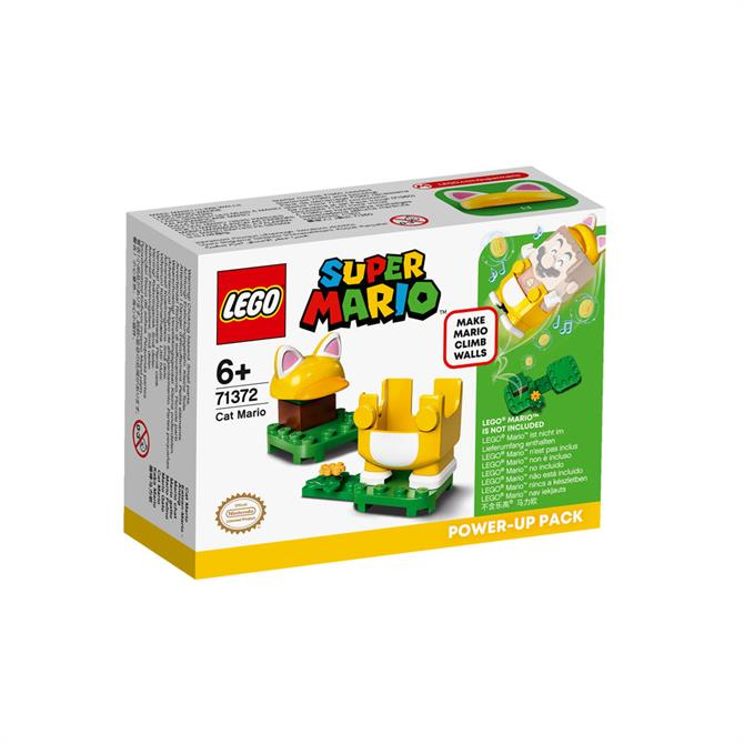 Lego Cat Mario Power Up Pack