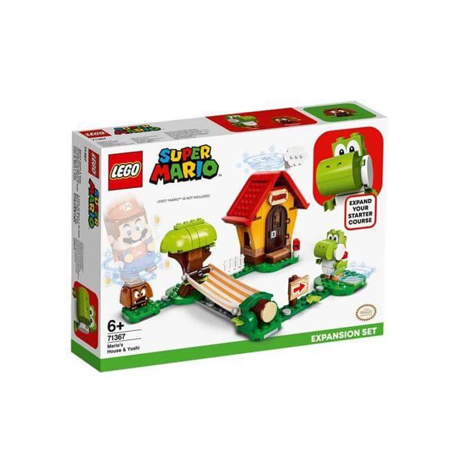 Lego Super Mario Mario's House Yoshi Expansion Set 71367