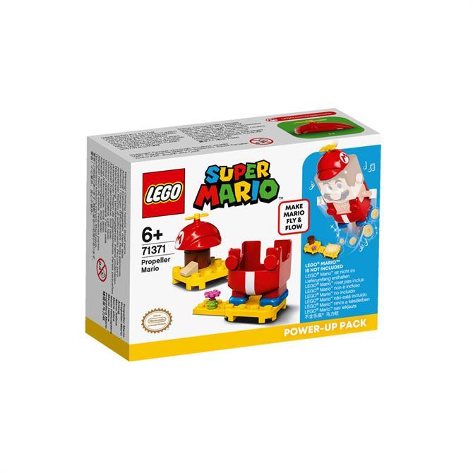 Lego Super Mario Propeller Mario Power Up Pack Set 71371